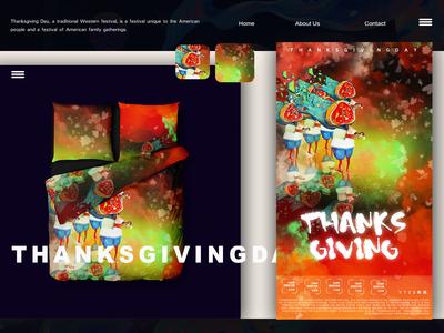 感恩节Thanksgiving