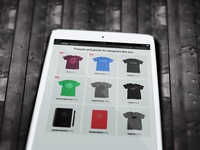 PSD Freebie - iPad Mock-up (Close-up)