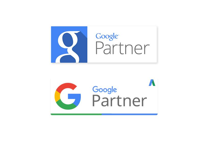 New Google Partner Badge (AdWords) marketing adwords badge google partner google new logo google