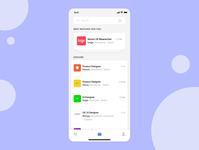Daily UI 50 - Job Listing