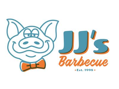 JJ's Barbecue Brand Refresh