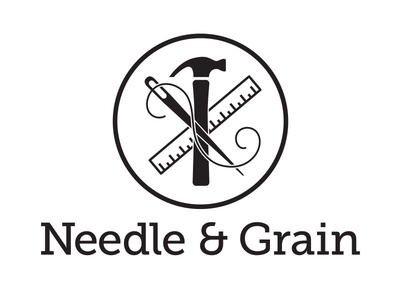 Needle & Grain Logo