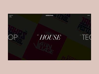 Goodbye 2020 concept motion mockup webdesign typography animation web ui ux