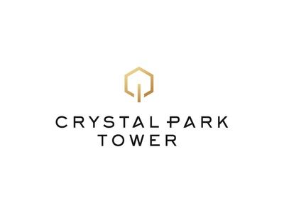 Logo Design Concept for Crystal Park Tower