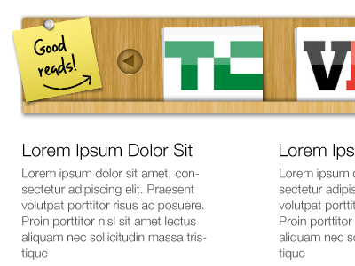 Blogstrip
