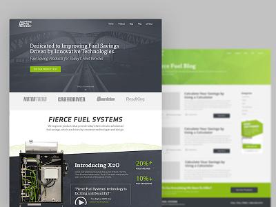 Fierce Fuel Systems truck website blog x20 fuel systems fierce trucking semi