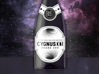 Cygnus X1 Grand Cru Bottle Release