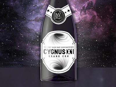 Cygnus X1 Grand Cru Bottle Release grand cru belgian badwolf brewery bottle beer