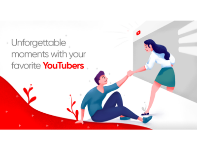 Unforgettable moments art digital illustration flat youtube