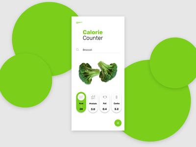 Calorie Calculator
