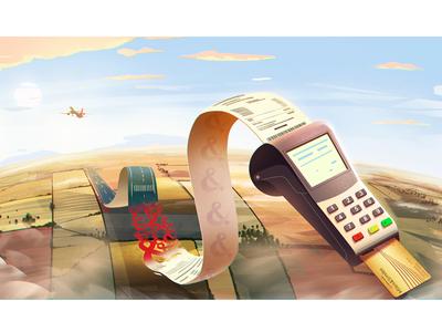 Turkish Airlines Illustrations 09