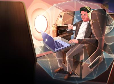 Turkish Airlines Illustrations 11
