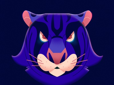 Tiger character design conceptart design animal logo animal art tiger animal digitalart artwork illustration