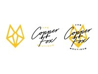 The Copper Fox Boutique - Brand Mark