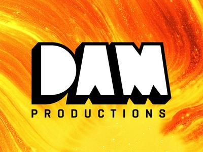 DAM Productions Logo