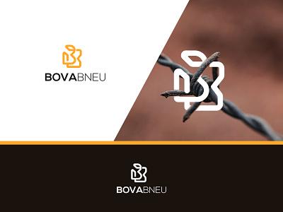 BovaBneu Logo icon branding graphic design logo