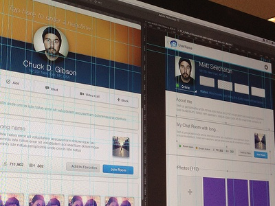 Design for ios and Android at the same time process profile photoshop workstation android ios tired