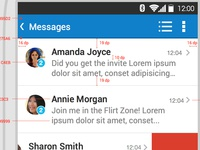 Paltalk Android Spec sheet