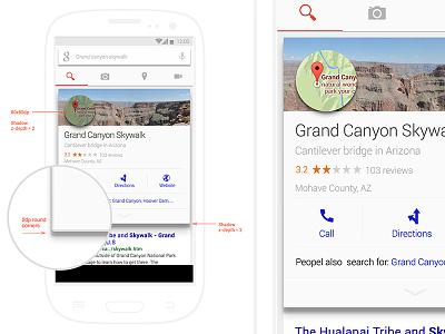 Google Specing  android l mobile nexus 5 specing redline guidelines app google