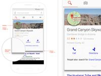 Google Specing