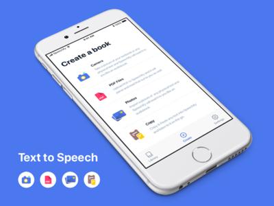 ios Speechify - Text To Speech