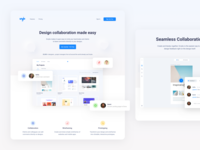 Evrybo website 🎉 🚀 minimal landing page evrybo application icons illustration landing interface homepage website design web webdesign ui ux
