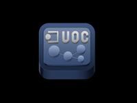 UOC iPad APP icon