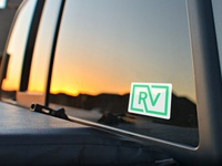 RightRV Sticker
