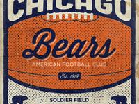 Vintage Chicago Bears