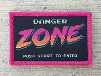 Danger Zone Patch