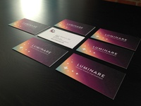 Thd luminare cards