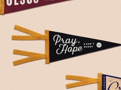 Providential Co. Mini Pennants