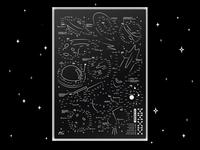 '19 Calendar of Space