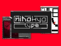Nihokyo Typeface (Free)