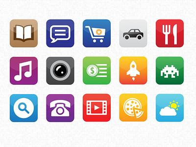 Imaginary App Icons icon