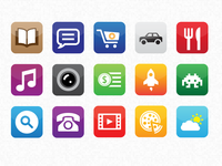 Imaginary App Icons