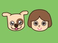 Pawboost Pet Illustration