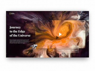 Journey of the Edge of the Universe
