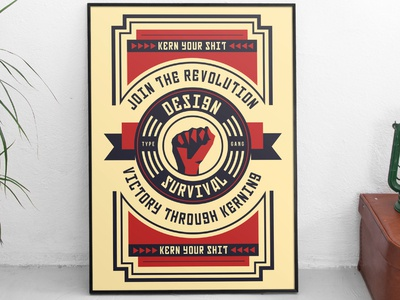 Design Survival: Join the Revolution
