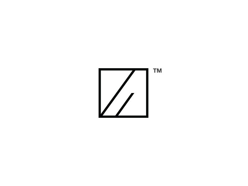 Personal logo simple logo identity brand