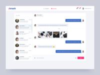 Uknack Jobs Platform Chat