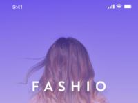 Fashio login