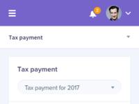 Cflow taxes