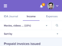 Cflow invoices