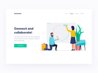 Teamwork & Startup Illustrations
