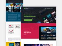 Mercury Website Redesign casestudy redesign website ipad iphone android ios mobile