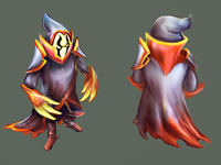 Character  for Mobile Isometric   Game  by Fracturize