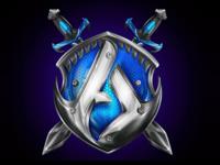Custom Logo for streamer by fracturize