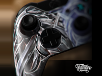 WIP Custom xbox Controller by Fracturize