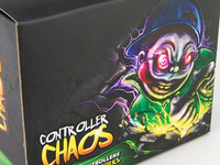 chaos printed packaging